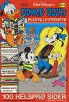 Cover for Donald Ducks Elleville Eventyr (Hjemmet / Egmont, 1986 series) #10