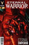 Cover for Eternal Warrior (Valiant Entertainment, 2013 series) #7 [Cover A - Diego Bernard]