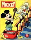 Cover for Le Journal de Mickey (Disney Hachette Presse, 1952 series) #1