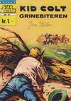 Cover for Star Western (Illustrerte Klassikere / Williams Forlag, 1964 series) #27