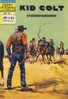 Cover for Star Western (Illustrerte Klassikere / Williams Forlag, 1964 series) #29