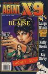 Cover for Agent X9 (Hjemmet / Egmont, 1998 series) #3/1998