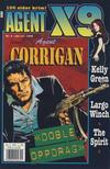 Cover for Agent X9 (Hjemmet / Egmont, 1998 series) #4/1998
