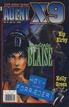 Cover for Agent X9 (Hjemmet / Egmont, 1998 series) #5/1998