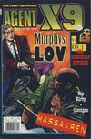 Cover for Agent X9 (Hjemmet / Egmont, 1998 series) #8/1998