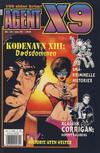 Cover for Agent X9 (Hjemmet / Egmont, 1998 series) #10/1998