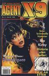 Cover for Agent X9 (Hjemmet / Egmont, 1998 series) #11/1998