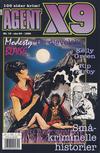 Cover for Agent X9 (Hjemmet / Egmont, 1998 series) #13/1998