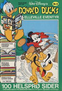 Cover Thumbnail for Donald Ducks Elleville Eventyr (Hjemmet / Egmont, 1986 series) #9