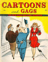 Cover Thumbnail for Cartoons and Gags (Marvel, 1959 series) #v3#2