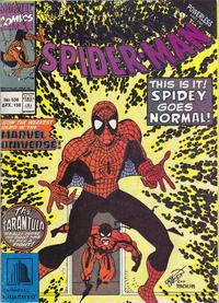 Cover Thumbnail for Σπάιντερ Μαν (Kabanas Hellas, 1977 series) #538