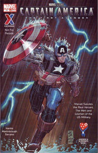 Cover Thumbnail for AAFES 11th Edition [Captain America: The First Avenger] (Marvel, 2011 series) #[nn]