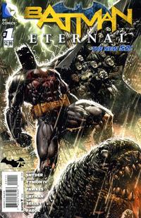 Cover Thumbnail for Batman Eternal (DC, 2014 series) #1