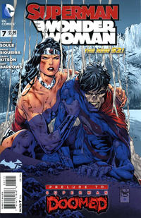 Cover Thumbnail for Superman / Wonder Woman (DC, 2013 series) #7