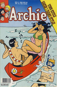 Cover Thumbnail for Archie (Semic, 1982 series) #8/1994