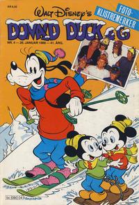 Cover Thumbnail for Donald Duck & Co (Hjemmet / Egmont, 1948 series) #4/1988