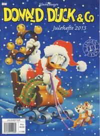 Cover Thumbnail for Donald Duck & Co julehefte (Hjemmet / Egmont, 1968 series) #2013 [Bokhandelutgave]