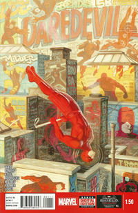 Cover Thumbnail for Daredevil (Marvel, 2014 series) #36 (1.50) [Paolo Rivera Cover]