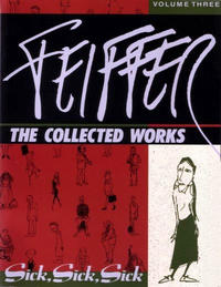 Cover Thumbnail for Feiffer the Collected Works (Fantagraphics, 1988 ? series) #3