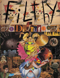 Cover Thumbnail for Filthy (Fantagraphics, 1999 series)