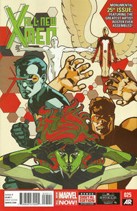 Cover Thumbnail for All-New X-Men (Marvel, 2013 series) #25