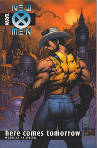 Cover Thumbnail for New X-Men (Marvel, 2001 series) #7 - Here Comes Tomorrow