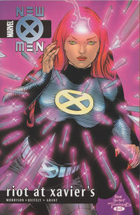 Cover Thumbnail for New X-Men (Marvel, 2001 series) #4 - Riot at Xavier's