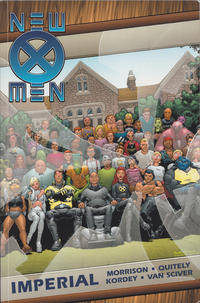 Cover Thumbnail for New X-Men (Marvel, 2001 series) #[2] - Imperial [First Printing]