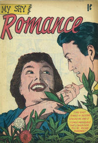 Cover Thumbnail for My Shy Romance (Horwitz, 1957 ? series)