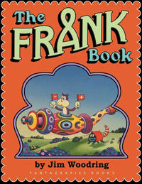 Cover Thumbnail for The Frank Book (Fantagraphics, 2011 series) #[nn]