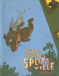 Cover Thumbnail for Fuzz & Pluck in Splitsville (Fantagraphics, 2001 series) #2