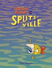 Cover Thumbnail for Fuzz & Pluck in Splitsville (Fantagraphics, 2001 series) #5