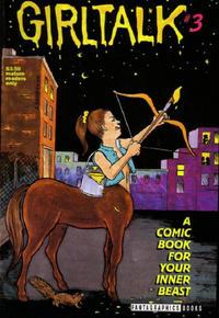 Cover Thumbnail for Girltalk (Fantagraphics, 1995 series) #3