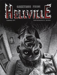 Cover Thumbnail for Greetings from Hellville (Fantagraphics, 2002 series)
