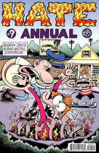 Cover Thumbnail for Hate Annual (Fantagraphics, 2001 series) #9