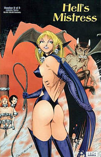 Cover Thumbnail for Hell's Mistress (Fantagraphics, 1997 ? series) #2
