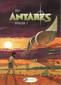 Cover Thumbnail for Antares (Cinebook, 2011 series) #1