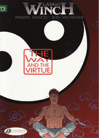 Cover Thumbnail for Largo Winch (Cinebook, 2008 series) #12 - The Way and the Virtue