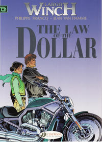 Cover Thumbnail for Largo Winch (Cinebook, 2008 series) #10 - The Law of the Dollar