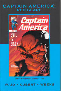Cover Thumbnail for Marvel Premiere Classic (Marvel, 2006 series) #76 - Captain America: Red Glare [Direct]
