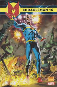Cover Thumbnail for Miracleman (Marvel, 2014 series) #4 [Alan Davis variant]