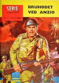 Cover Thumbnail for Seriemagasinet (Serieforlaget / Se-Bladene / Stabenfeldt, 1951 series) #3/1962