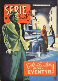 Cover Thumbnail for Seriemagasinet (Serieforlaget / Se-Bladene / Stabenfeldt, 1951 series) #12/1956