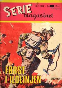Cover Thumbnail for Seriemagasinet (Serieforlaget / Se-Bladene / Stabenfeldt, 1951 series) #1/1972