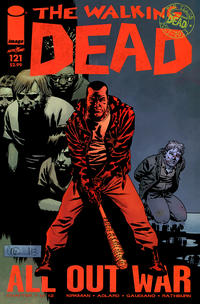 Cover Thumbnail for The Walking Dead (Image, 2003 series) #121