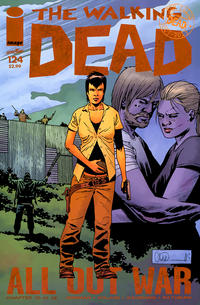 Cover Thumbnail for The Walking Dead (Image, 2003 series) #124
