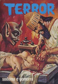 Cover Thumbnail for Terror (Ediperiodici, 1969 series) #99
