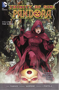 Cover Thumbnail for Trinity of Sin: Pandora (DC, 2014 series) #1 - The Curse