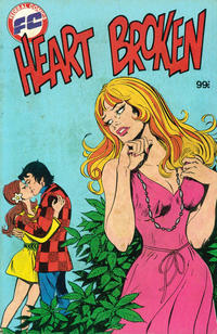 Cover Thumbnail for Heart Broken (Federal, 1984 ? series)