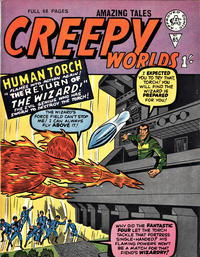 Cover Thumbnail for Creepy Worlds (Alan Class, 1962 series) #65